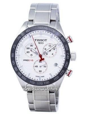 Tissot T-Sport PRS 516 Chronograph Quartz T100.417.11.031.00 T1004171103100 Men's Watch