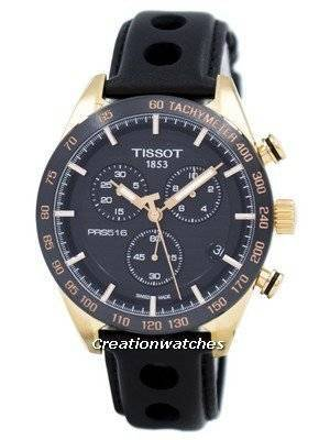 Tissot PRS 516 Quartz Chronograph T100.417.36.051.00 T1004173605100 Men's Watch