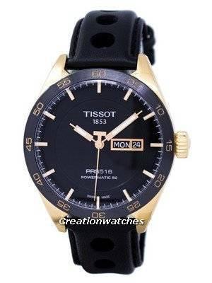 Tissot T-Sport PRS 516 Powermatic 80 T100.430.36.051.00 T1004303605100 Men's Watch