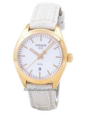 Tissot T-Classic PR 100 Quartz T101.210.36.031.00 T1012103603100 Women's Watch