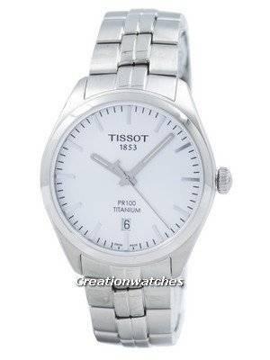 Tissot T-Classic PR 100 Titanium Quartz T101.410.44.031.00 T1014104403100 Men's Watch