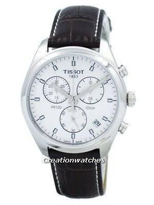 Tissot PR 100 Quartz Chronograph T101.417.16.031.00 T1014171603100 Men's Watch
