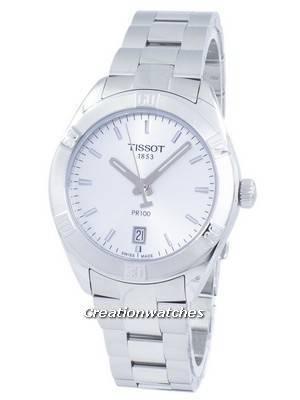 Tissot T-Classic PR 100 Sport Chic Quartz T101.910.11.031.00 T1019101103100 Women's Watch