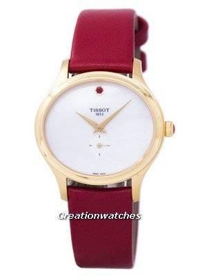 Tissot T-Lady Bella Ora Quartz T103.310.36.111.01 T1033103611101 Women's Watch