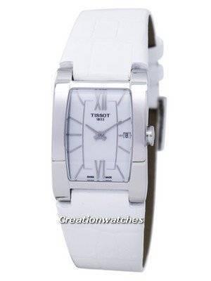 Tissot T-Lady Generosi-T Quartz T105.309.16.018.00 T1053091601800 Women's Watch