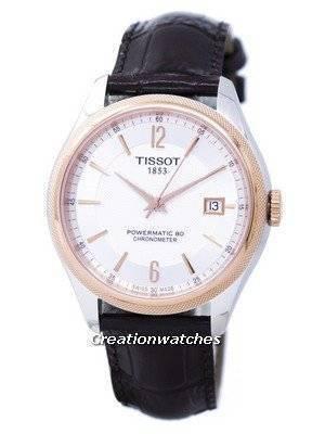 Tissot T-Classic Ballade Powermatic 80 T108.408.26.037.00 T1084082603700 Men's Watch