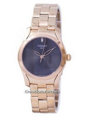 Tissot T-Lady T-Wave Quartz T112.210.33.061.00 T1122103306100 Women's Watch