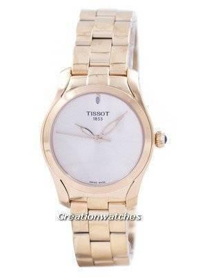 Tissot T-Lady T-Wave Quartz T112.210.33.451.00 T1122103345100 Women's Watch