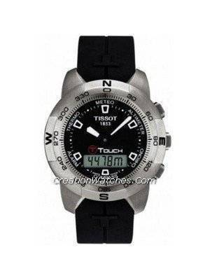 Tissot T-Touch Multifunction Chronograph T33.1.598.51