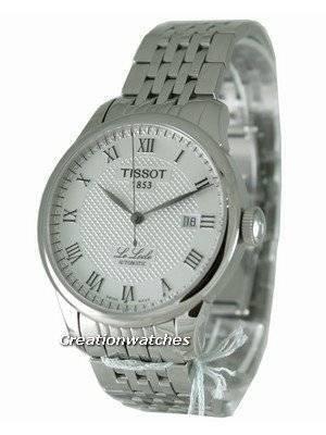 Tissot T41.1.483.33 T41148333 T-Classic Le Locle Automatic Men's Watch