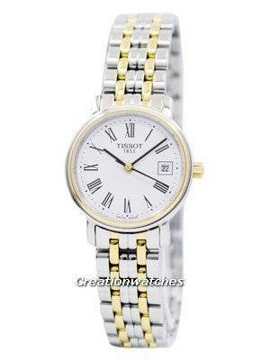 Tissot T-Classic Desire Small Lady T52.2.281.13 T52228113 Women's Watch