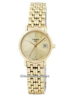Tissot T-Classic Desire Quartz T52.5.281.21 T52528121 Women's Watch