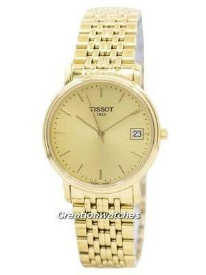 Tissot T-Classic Desire Quartz T52.5.481.21 T52548121 Men's Watch