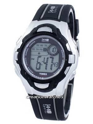 Timex 1440 Sports Indiglo Digital T5H091 Men's Watch