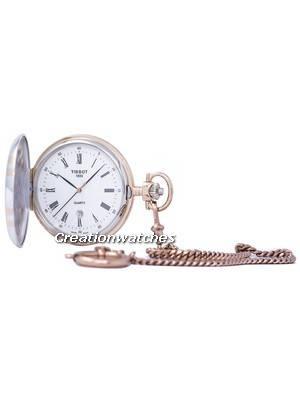 Tissot T-Pocket Savonnette Quartz T862.410.29.013.00 T8624102901300 Watch