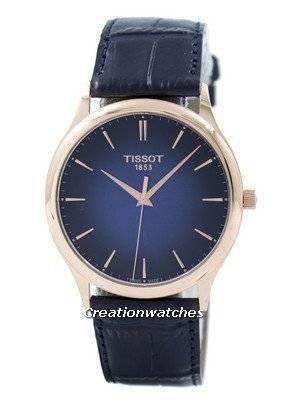 Tissot T-Gold Excellence 18K Quartz T926.410.76.041.00 T9264107604100 Men's Watch