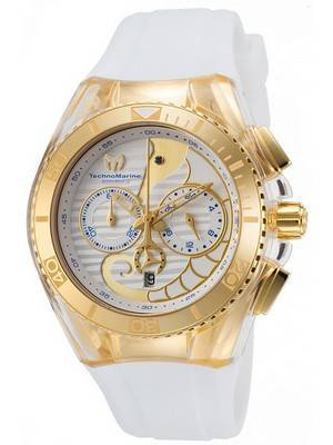 TechnoMarine Dream Cruise Collection Chronograph TM-115003 Women's Watch
