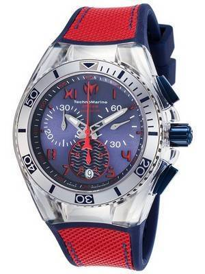 TechnoMarine California Cruise Collection Chronograph TM-115016 Unisex Watch