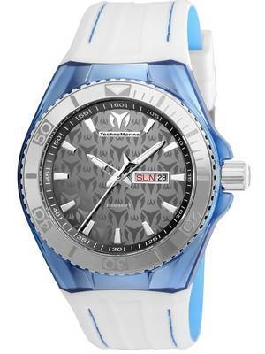 TechnoMarine Monogram Cruise Collection Japanese Quartz TM-115065 Men's Watch