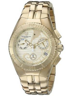 TechnoMarine Dream Cruise Collection Chronograph TM-115091 Men's Watch