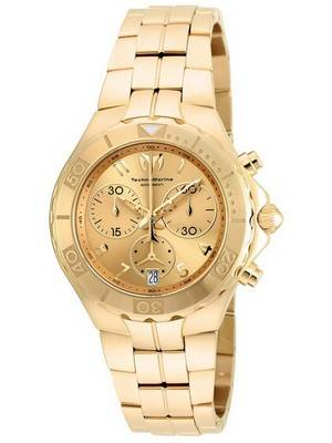 TechnoMarine Pearl Sea Collection Chronograph TM-715004 Women's Watch