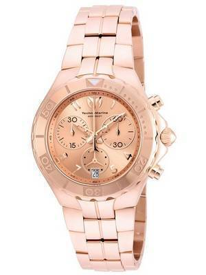 TechnoMarine Pearl Sea Collection Chronograph TM-715006 Women's Watch