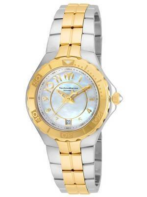 TechnoMarine Pearl Sea Collection Quartz TM-715008 Women's Watch