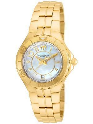 TechnoMarine Pearl Sea Collection Quartz TM-715009 Women's Watch