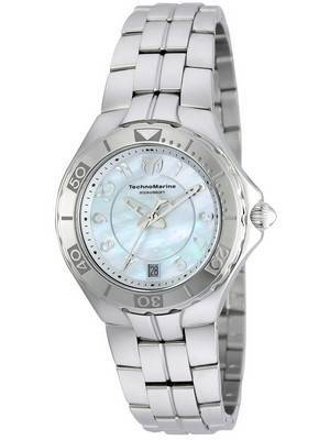 TechnoMarine Pearl Sea Collection Quartz TM-715012 Women's Watch