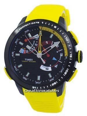 Timex Sports Intelligent Yacht Racer™ Chronograph Quartz TW2P44500 Men's Watch