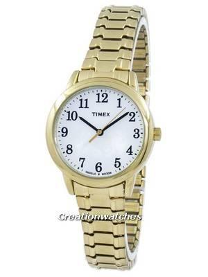Timex Easy Reader Indiglo Quartz TW2P78600 Women's Watch