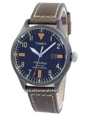 Timex The Waterbury Indiglo Original Quartz TW2P83800 Men's Watch