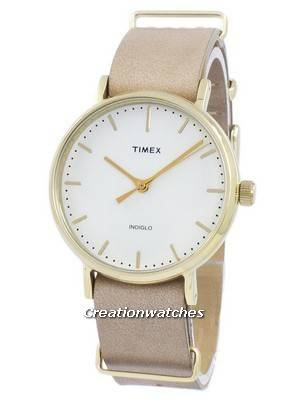 Timex Weekender Fairfield Indiglo Quartz TW2P98400 Unisex Watch