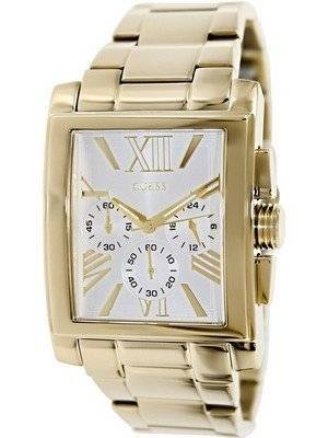 Guess Chronograph Gold Tone Stainless Steel Quartz U0009G2 Men's Watch