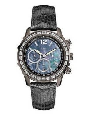 Guess Quartz Chronograph U0017L3 Womens Watch