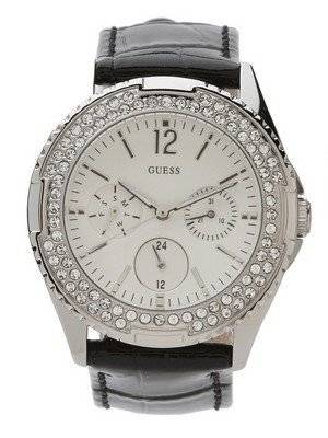 GUESS Analog Display Quartz U0086L3 Women's Watch