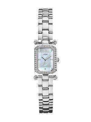 Guess Silver Tone Quartz U0107L1 Women's Watch