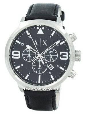 Refurbished Armani Exchange ATLC Chronograph Quartz AX1371 Men's Watch