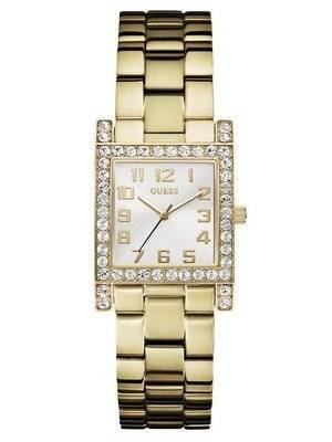 Guess Gold-Tone Crystal U0128L2 Women's Watch