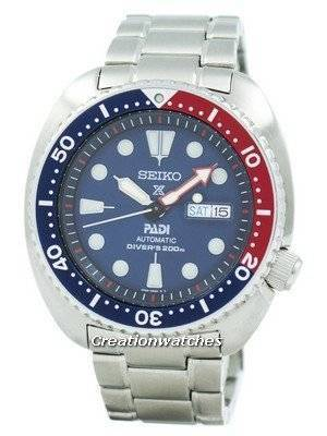 Refurbished Seiko Prospex PADI Automatic Diver's 200M SRPA21 SRPA21K1 SRPA21K Men's Watch