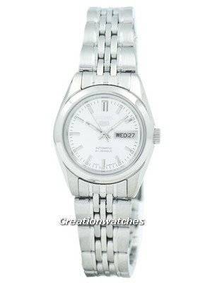 Refurbished Seiko 5 Automatic 21 Jewels SYMA27 SYMA27K1 SYMA27K Women's Watch
