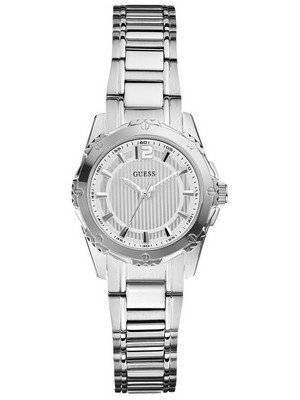 Guess Quartz Silver Dial Stainless Steel U0234L1 Women's Watch