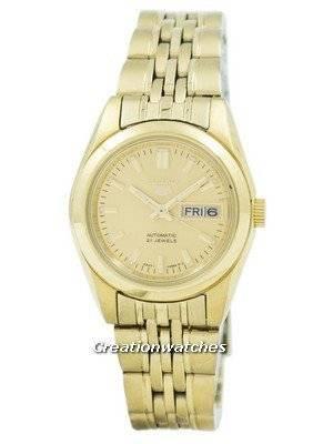 Refurbished Seiko 5 Automatic 21 Jewels SYMA38 SYMA38K1 SYMA38K Women's Watch
