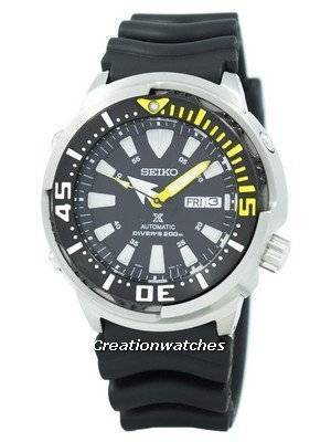 "Refurbished Seiko Prospex ""Baby Tuna"" Automatic Diver's 200M SRP639 SRP639K1 SRP639K Men's Watch"