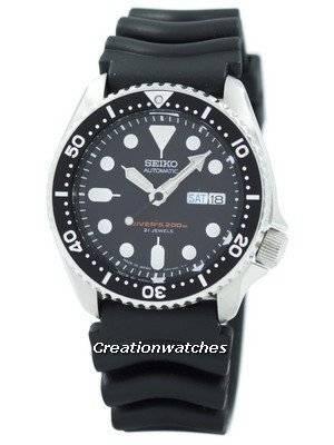 Refurbished Seiko Automatic Diver's SKX007 SKX007J1 SKX007J 200m Made in Japan Men's Watch