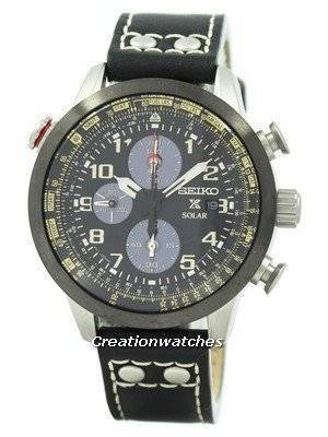 Refurbished Seiko Prospex Solar Chronograph SSC423 SSC423P1 SSC423P Men's Watch
