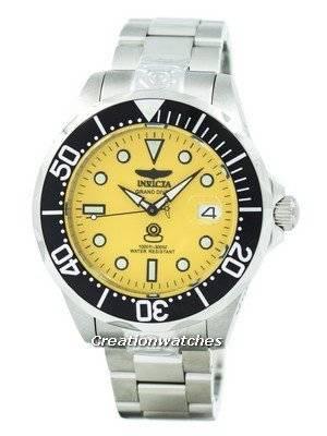 Refurbished Invicta Pro Grand Diver Automatic 300M 3048 Men's Watch