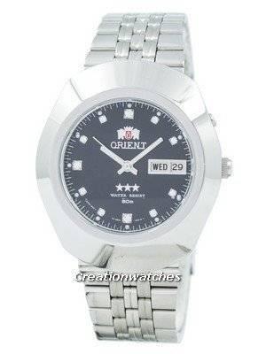 Refurbished Orient 3 Stars EM70005B Men's Watch