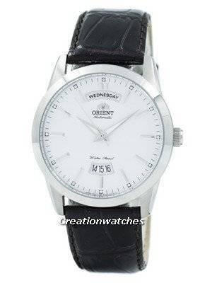 Refurbished Orient Automatic FEV0S005W EV0S005W Men's Watch