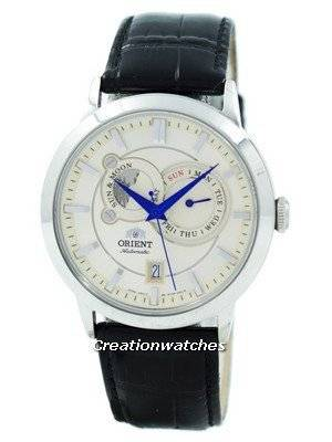 Refurbished Orient Automatic Sun & Moon SET0P003W0 Men's Watch